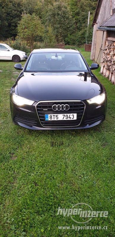 PRODÁM Audi A6 3.0 TDi,180kW, quattro, Webasto, Bose.