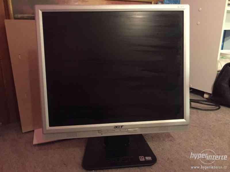 "LCD monitor 19"" Acer AL1917"
