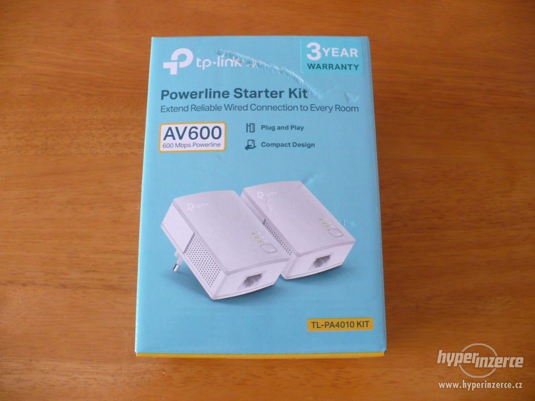 TP-LINK TL-PA4010 Starter Kit + doprava zdarma - foto 1