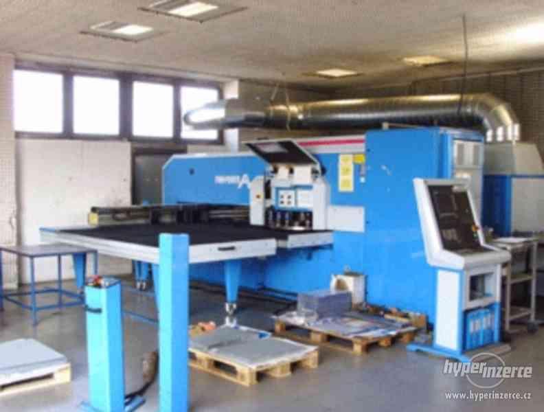 Stroje - Vysekávací stroje LIS POWER A5 - foto 1