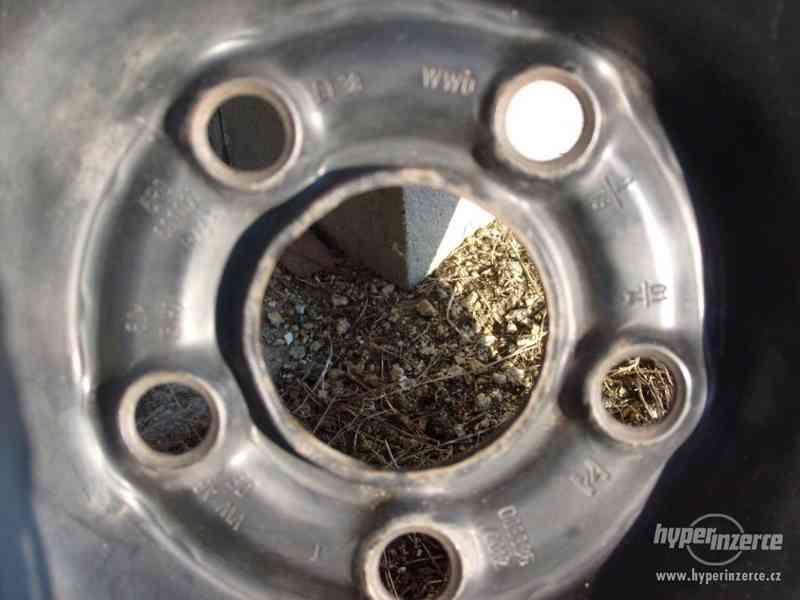 Ocelové disky - ŠKODA OCTAVIA i RAPID - foto 3