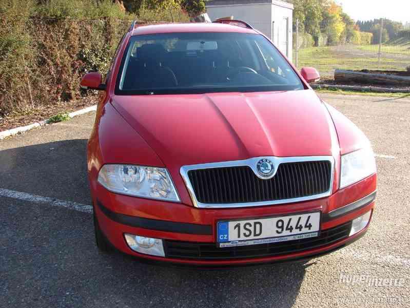 Škoda Octavia 1.9 TDI Combi r.v.2007 2.Maj.serv.kníž.ČR