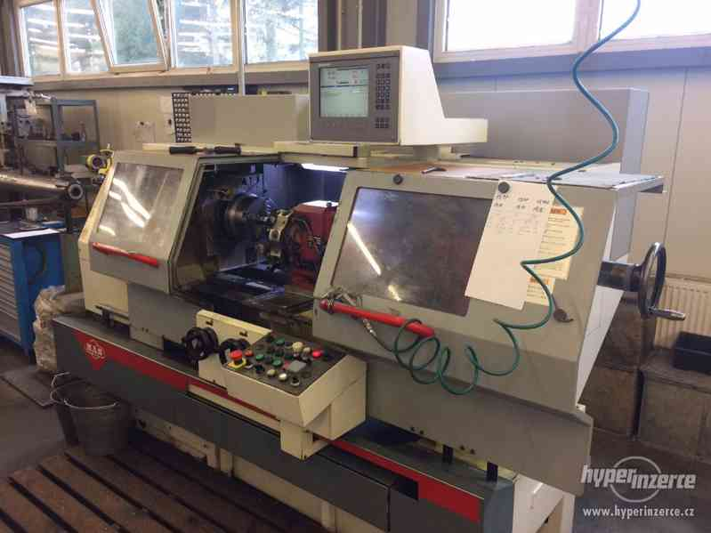 Masturn 50 800 CNC první majitel