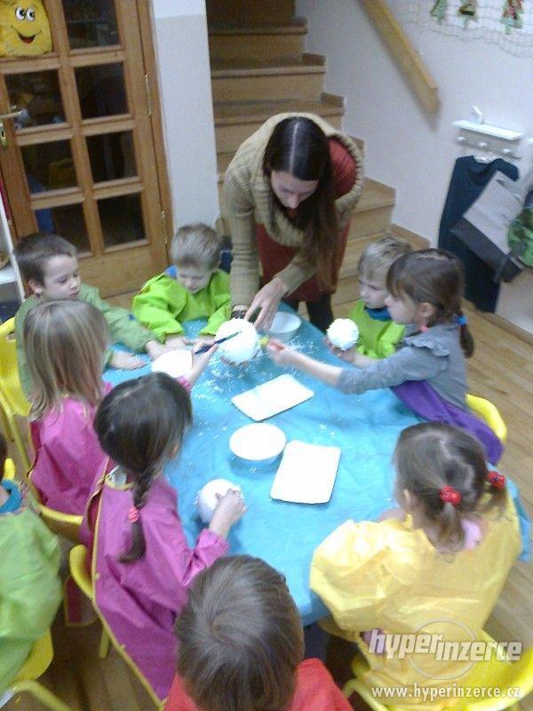 Učitelka MŠ, v mateřské škole,jeslích ,lektorka kroužků, - foto 1