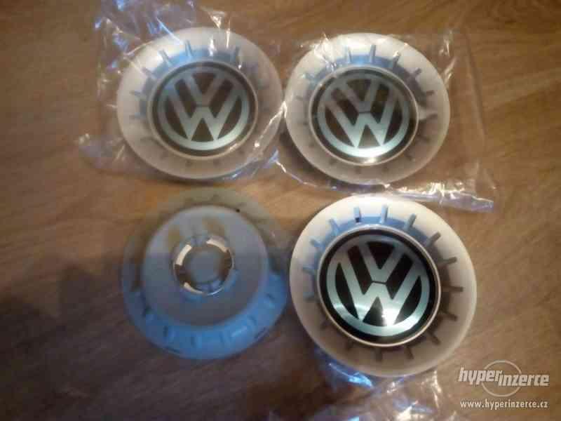 Středové krytky kol pokličky J0 601 149 Volkswagen - foto 4