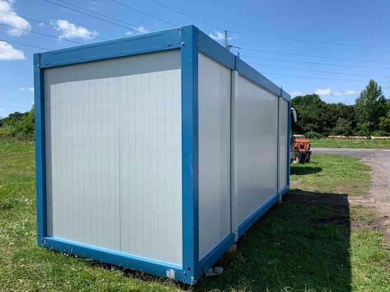 Obytný kontejner IHNED K ODBĚRU - foto 2