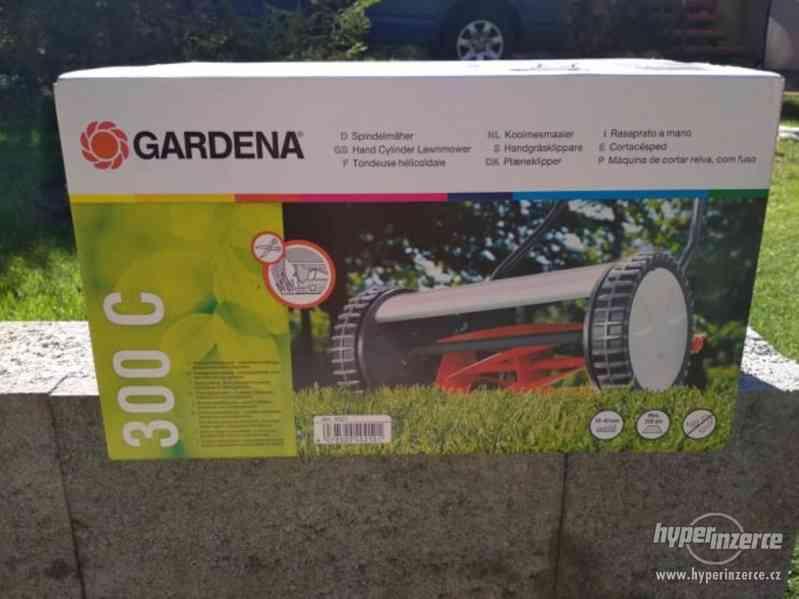 Ruční sekačka Gardena
