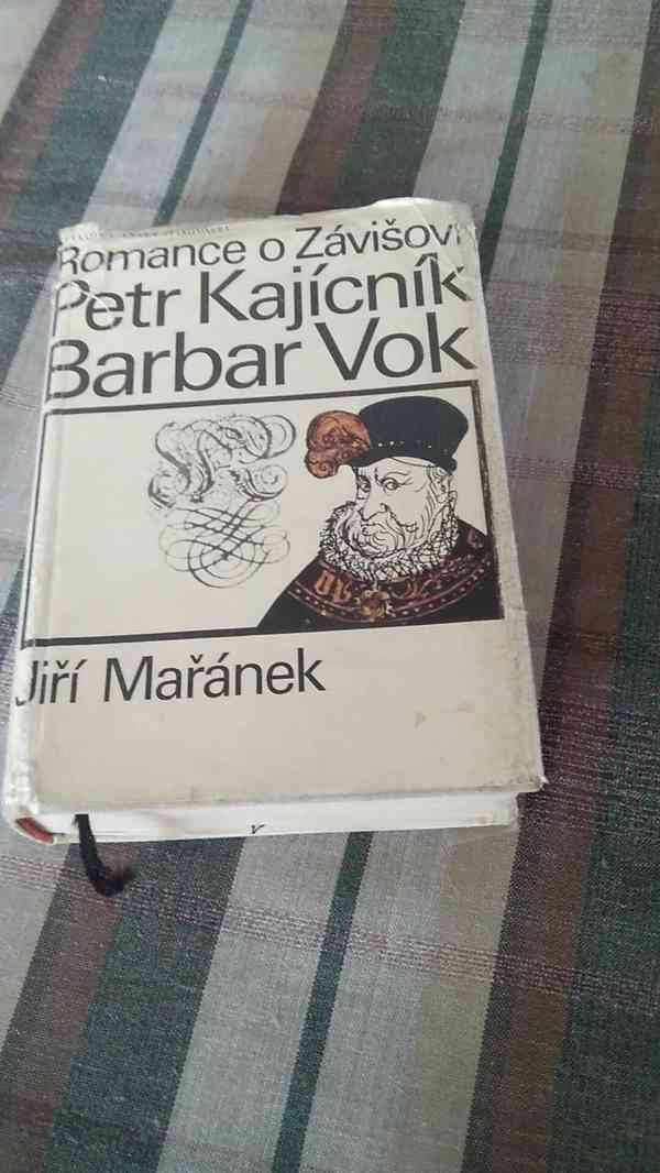 Romance o Závišovi, Petr Kajícník, Barbar Vok - trilogie