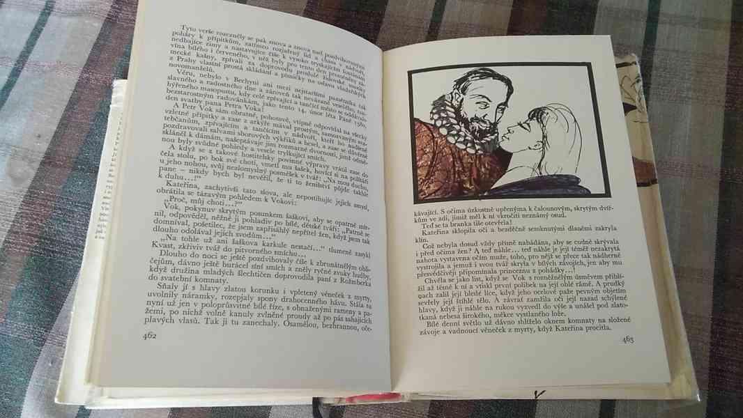 Romance o Závišovi, Petr Kajícník, Barbar Vok - trilogie - foto 9