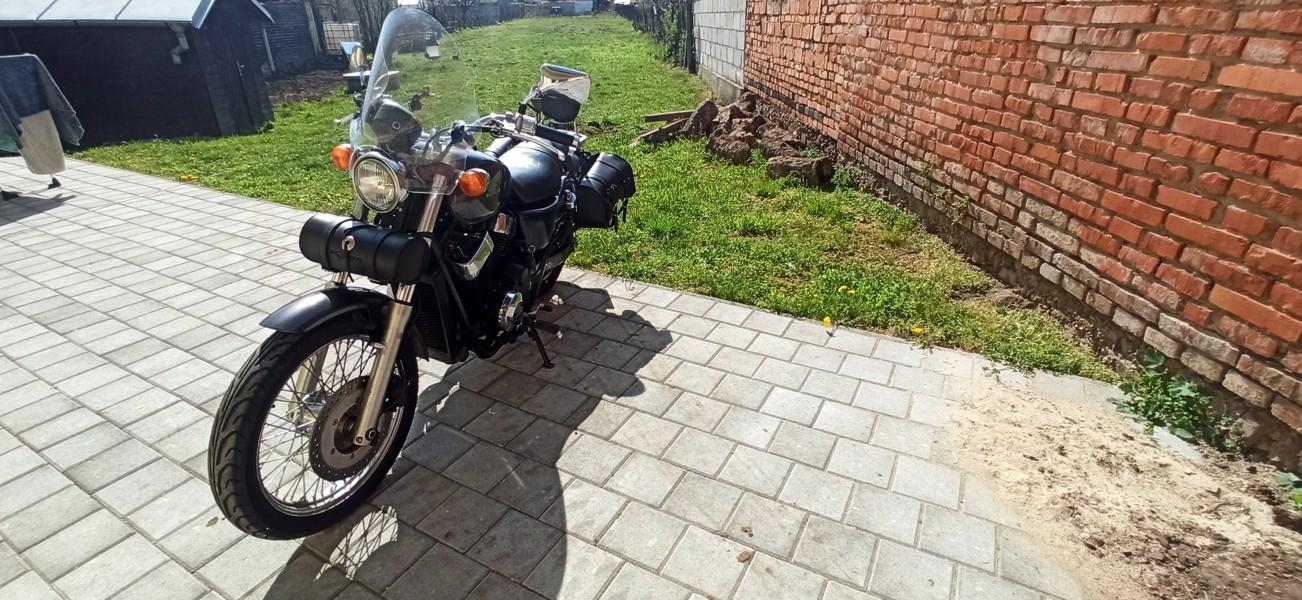 Prodám Honda VT750S
