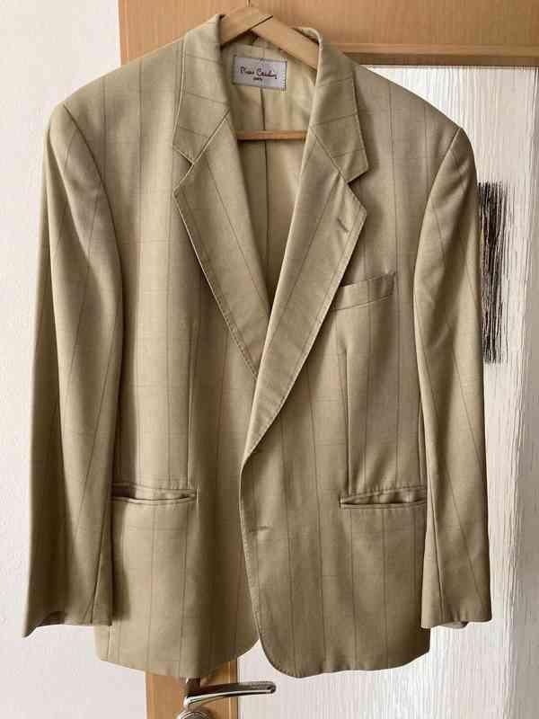 Prodám pánské obleky velikost 52 !!! - foto 13