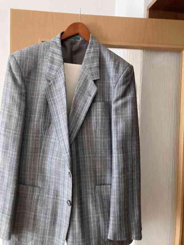 Prodám pánské obleky velikost 52 !!! - foto 10