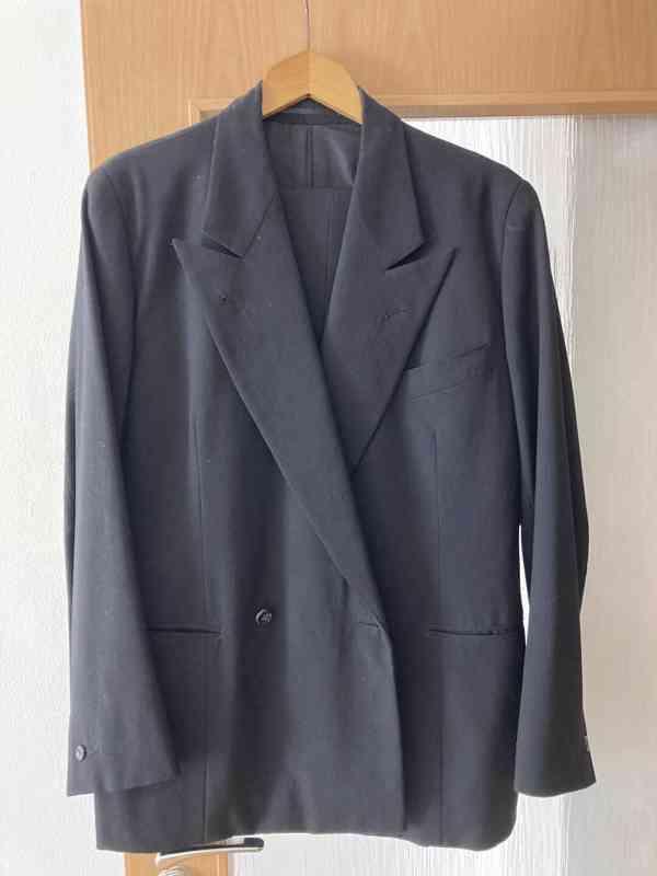 Prodám pánské obleky velikost 52 !!! - foto 6