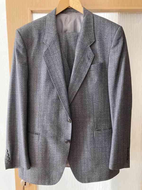 Prodám pánské obleky velikost 52 !!! - foto 2