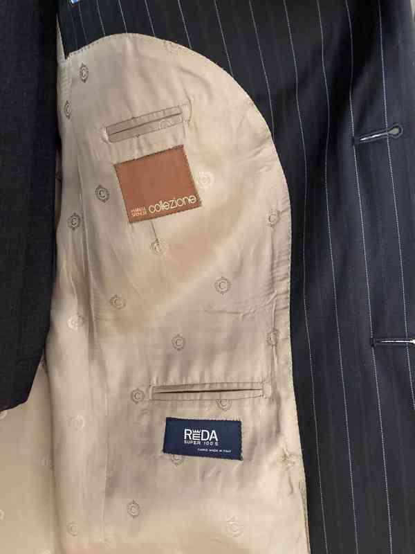 Prodám pánské obleky velikost 52 !!! - foto 5