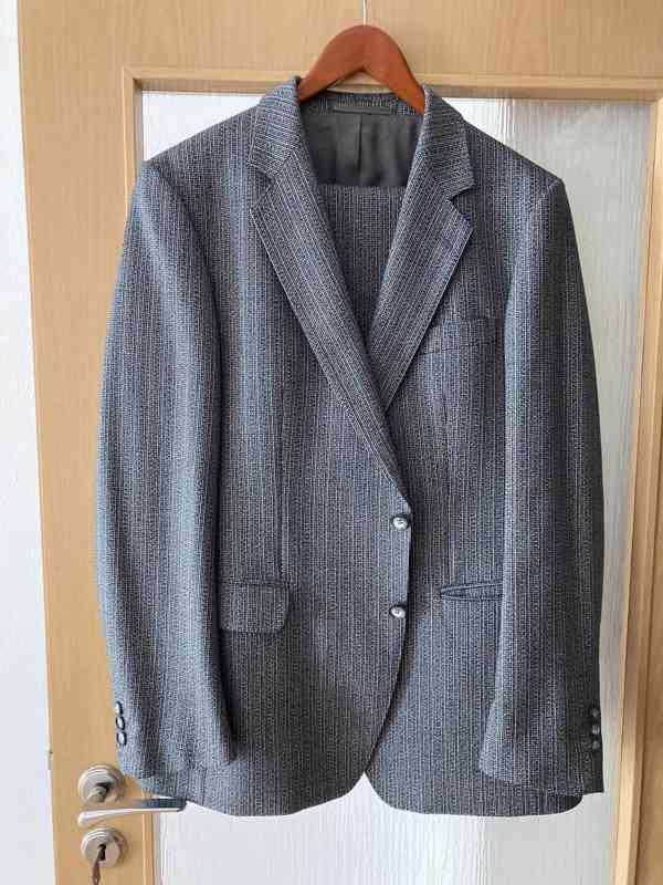 Prodám pánské obleky velikost 52 !!! - foto 1