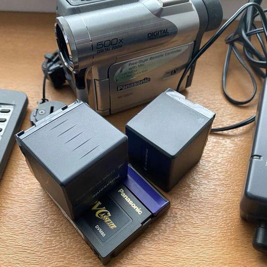 Videokamera Panasonic NV-GS30 - foto 5