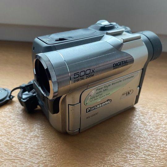 Videokamera Panasonic NV-GS30 - foto 4