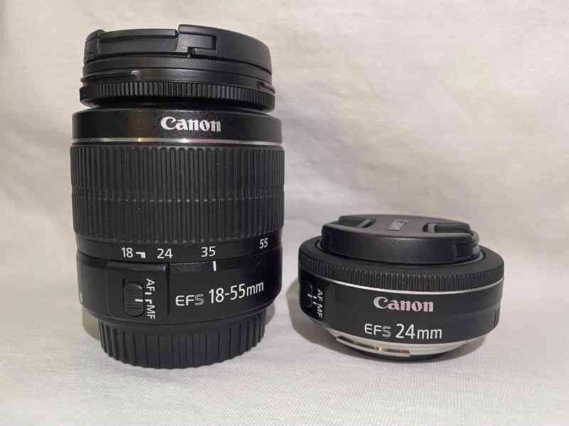 Prodám Canon EOS 200D - foto 5