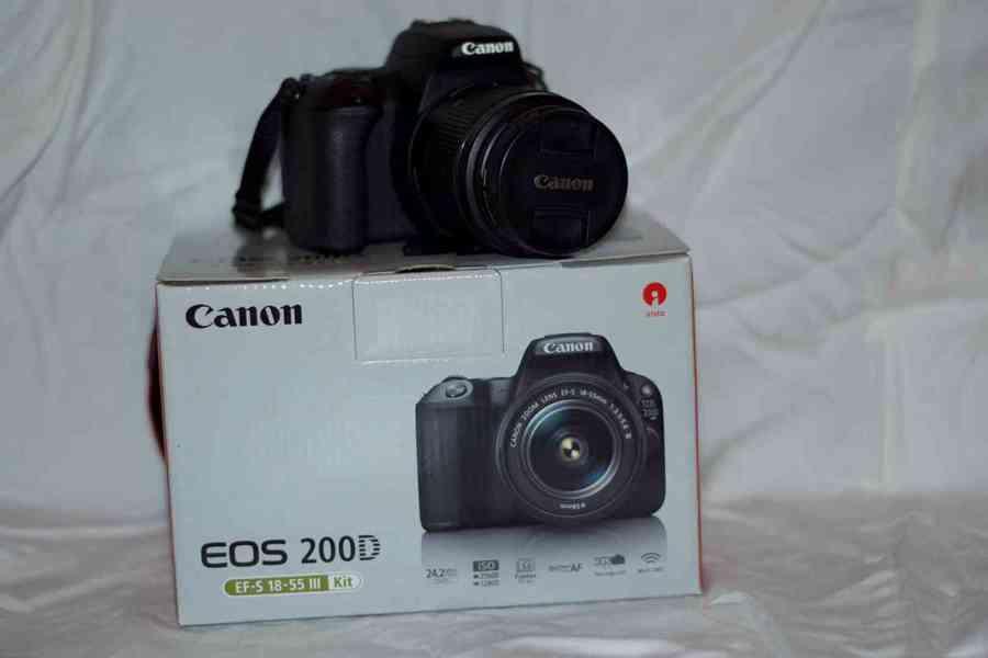 Prodám Canon EOS 200D - foto 6