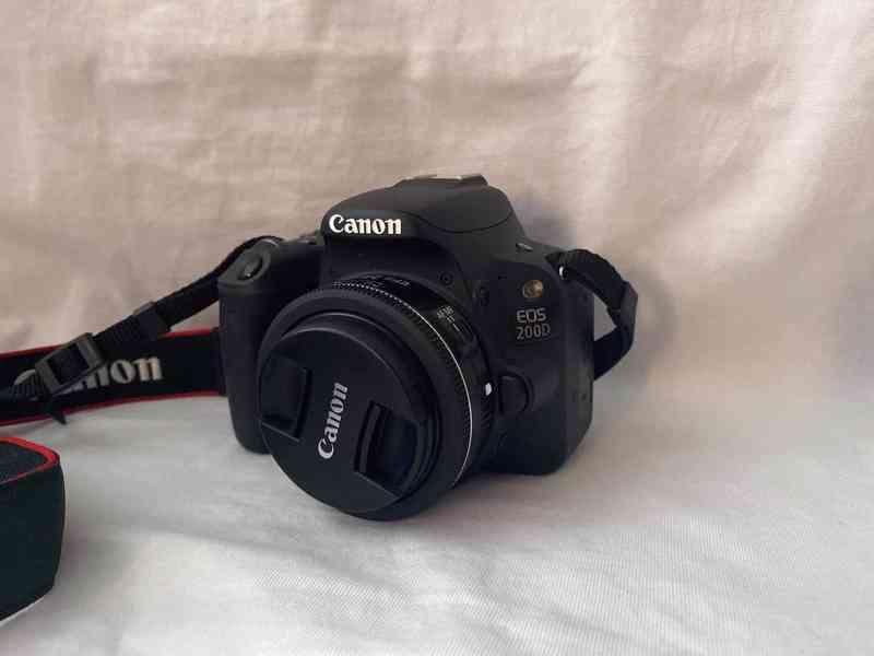 Prodám Canon EOS 200D - foto 3