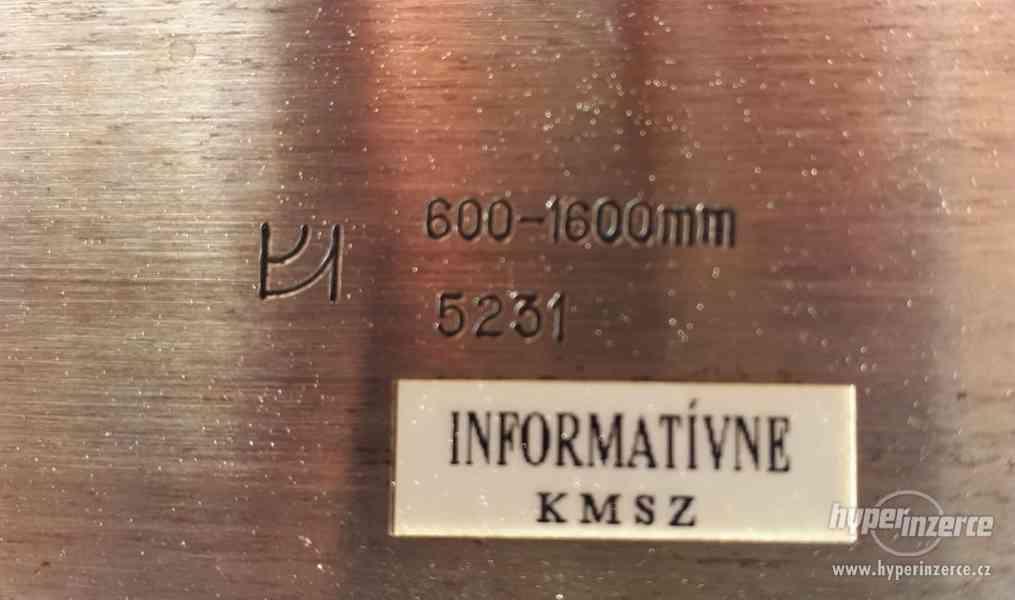 Na prodej stojanové rýsovadla-stojánkové nádrhy-výškoměry - foto 5