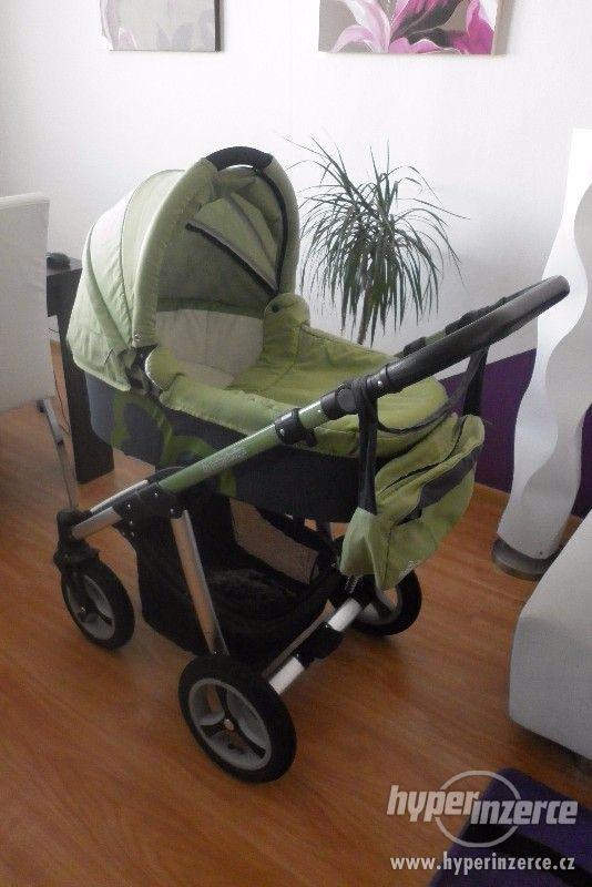 Prodáme trojkombinaci kočárku zn. Baby design