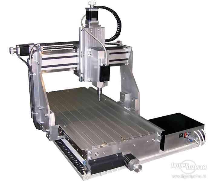CNC frézky - výroba na zakázku - foto 2