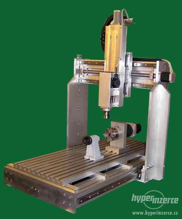 CNC frézky - výroba na zakázku - foto 3