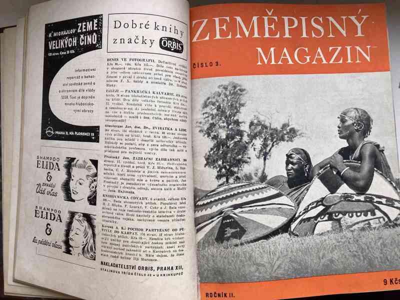 Zeměpisný magazín II., III.