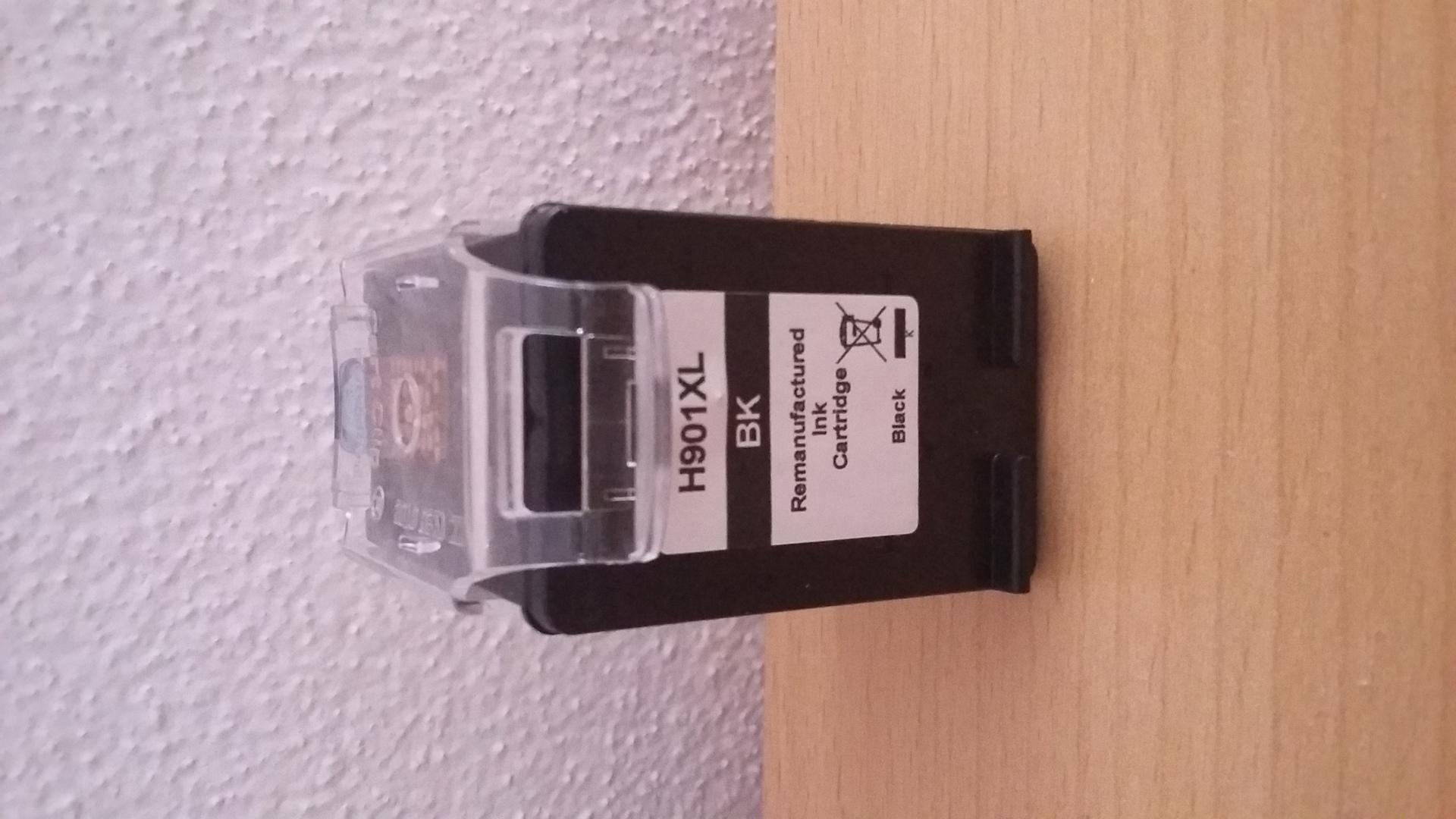 Cartridge TisknuLevne.cz č.901XL CC654A (Černá) - foto 1