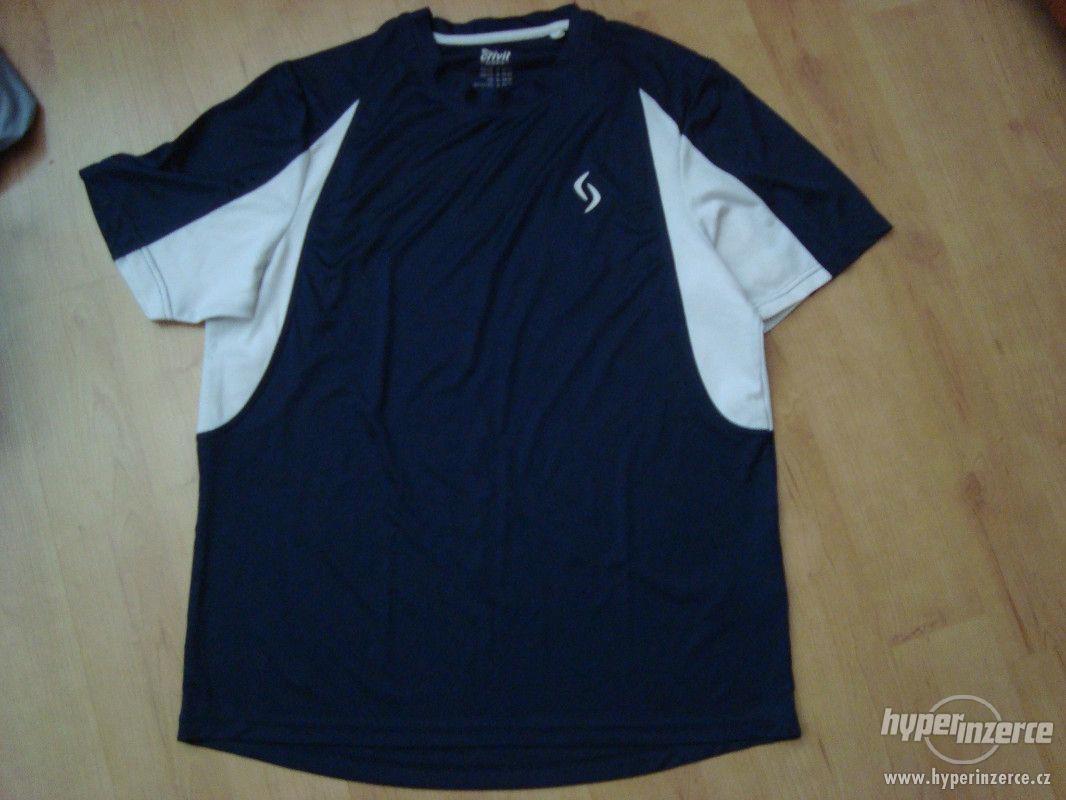 CRANE sportovní triko vel  M - foto 1