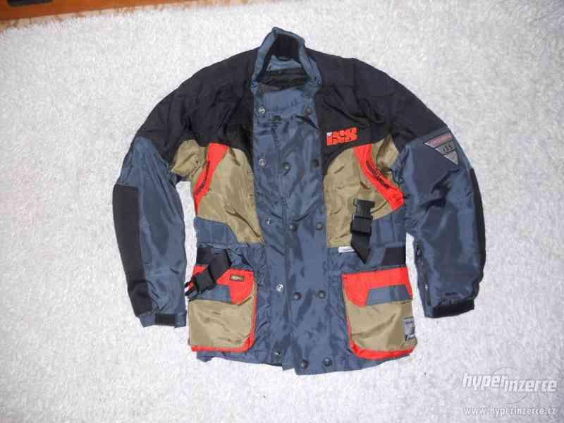 Textilní bunda IXS