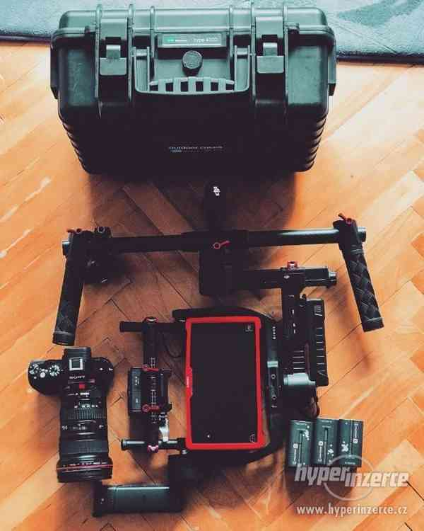 Kameraman Svatba, reklama, videoklip