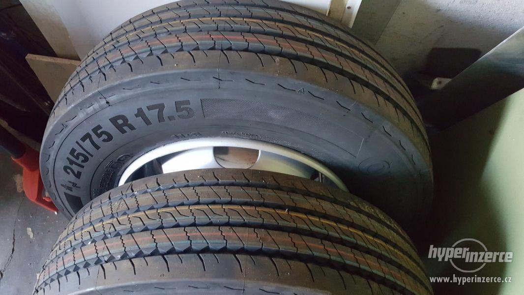 Prodám pneumatiky - foto 2