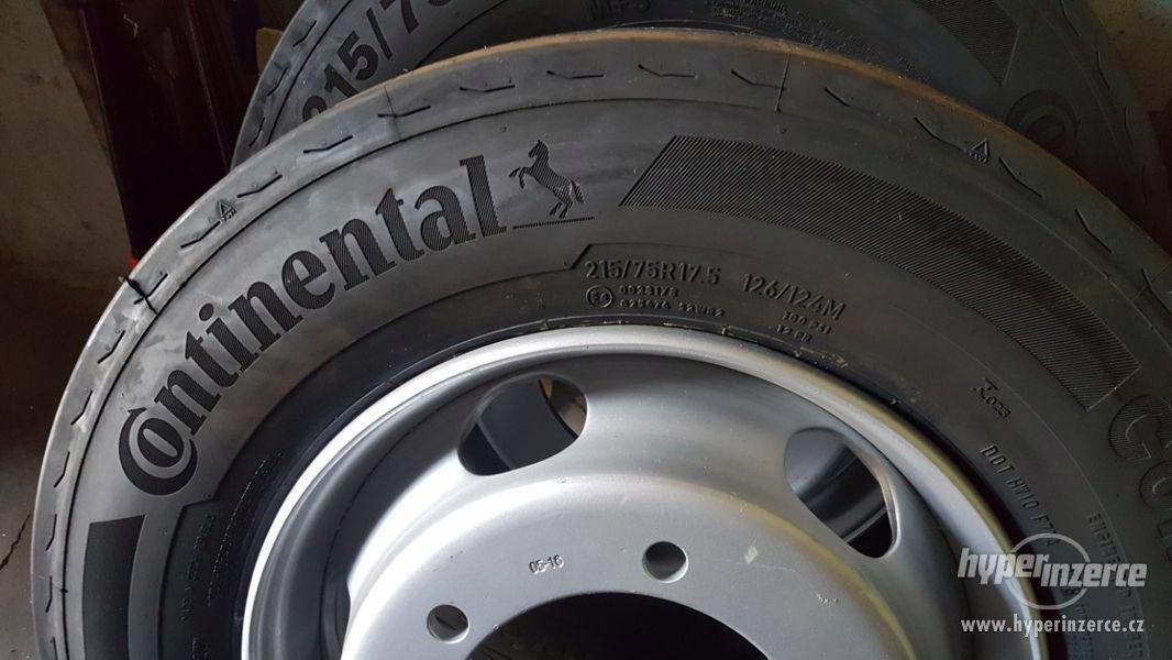 Prodám pneumatiky - foto 3
