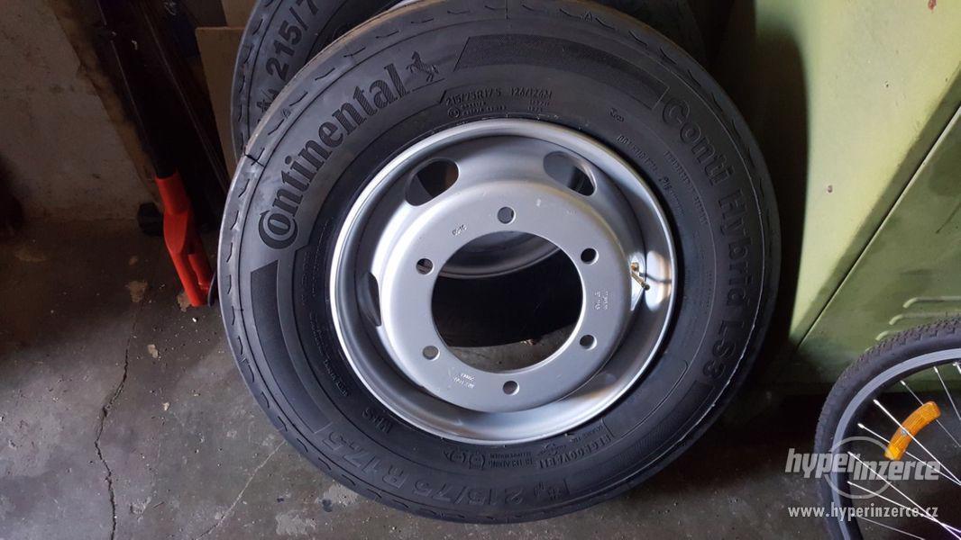 Prodám pneumatiky - foto 6