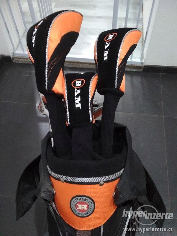 Pánský golfový set RAM - foto 3