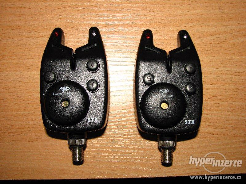 Prodám elektronické signalizátory záběru - foto 1
