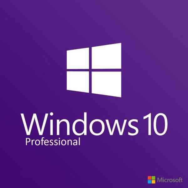 Windows 10 Professional - Rychlé doručení + Doklad CZ&SK