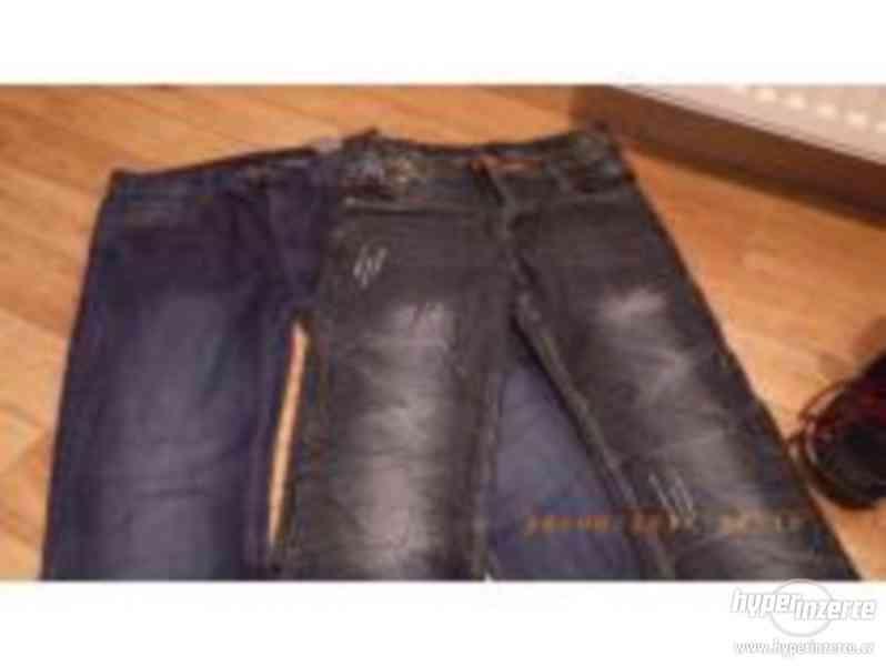 Chlapecké oblečení vel. 170, boty 3 ks - 38,39,40