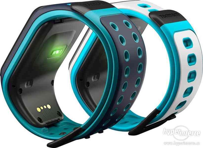 Sportovní hodinky Tomtom Cardio+Music (GPS) - foto 2