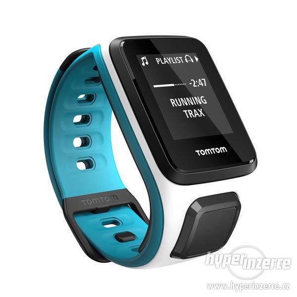 Sportovní hodinky Tomtom Cardio+Music (GPS) - foto 1