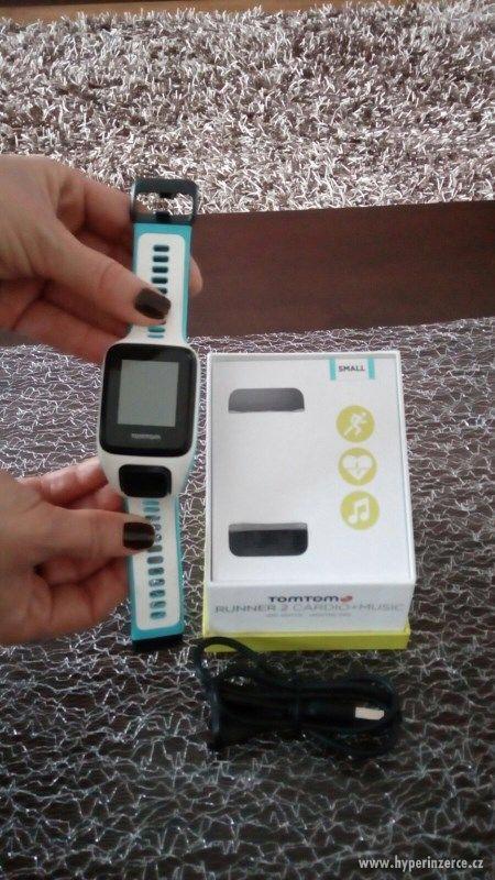 Sportovní hodinky Tomtom Cardio+Music (GPS) - foto 3