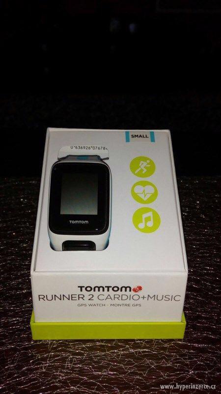 Sportovní hodinky Tomtom Cardio+Music (GPS) - foto 4