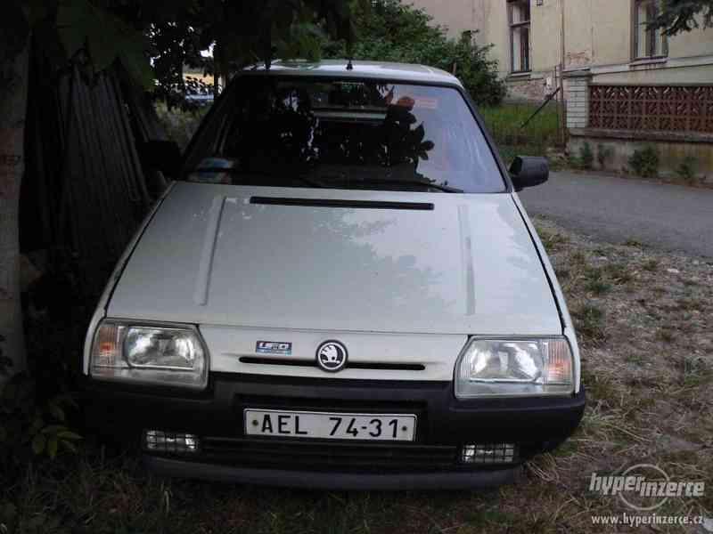 Prodám Škoda Forman 135 _ 1994 - foto 1