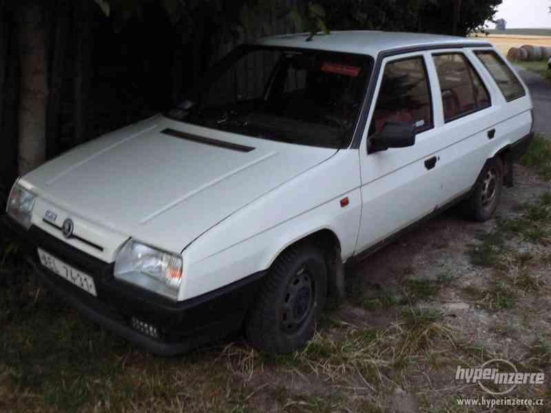 Prodám Škoda Forman 135 _ 1994 - foto 2