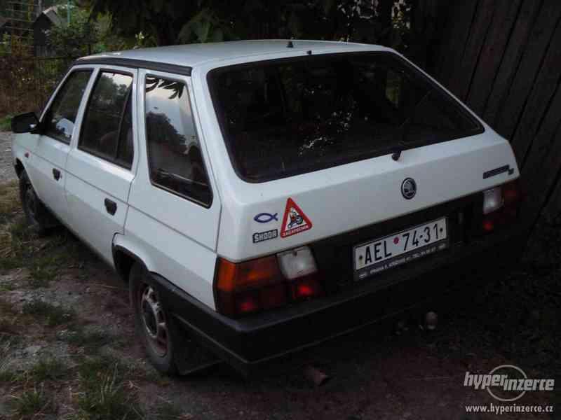 Prodám Škoda Forman 135 _ 1994 - foto 3