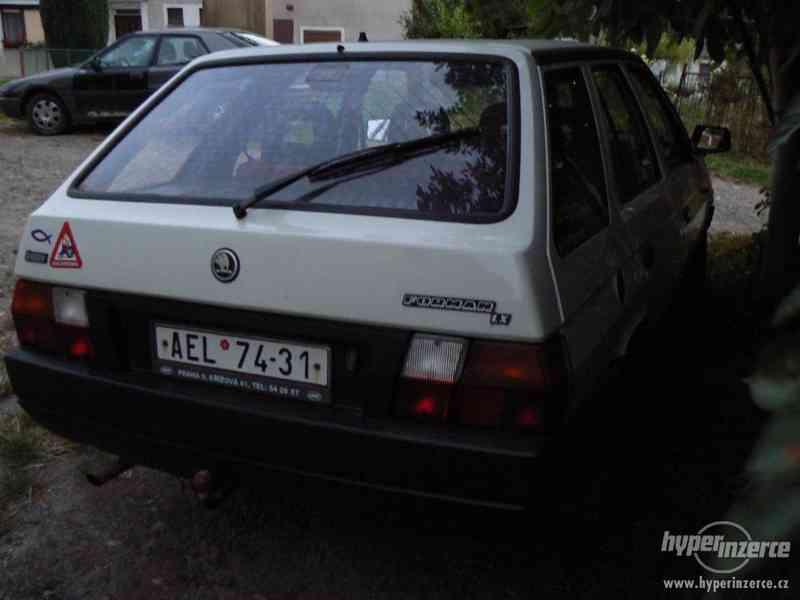 Prodám Škoda Forman 135 _ 1994 - foto 4
