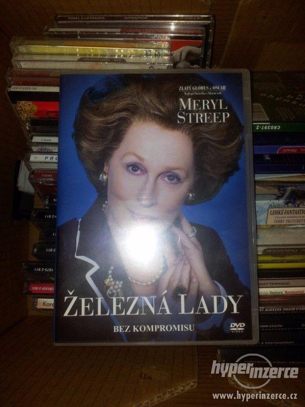 DVD Železná lady Meryl Streep Režie: Phyllida Lloyd